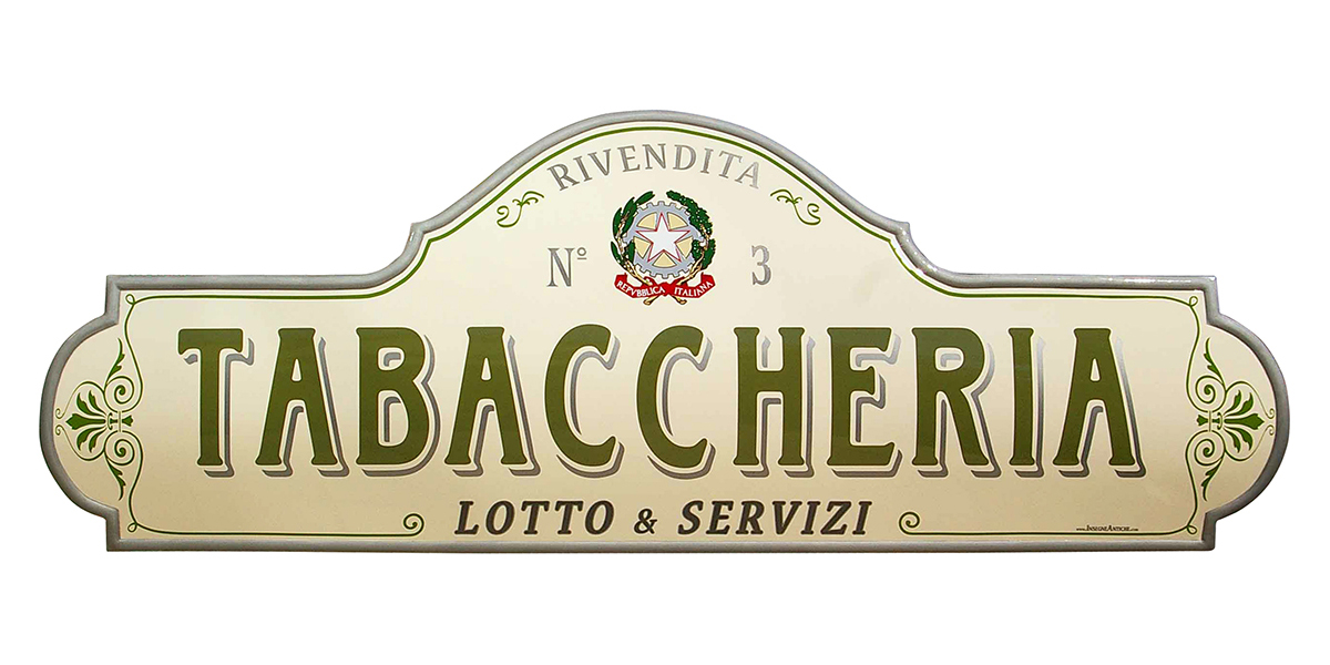 Tabaccheria Lotto Superenalotto 1095